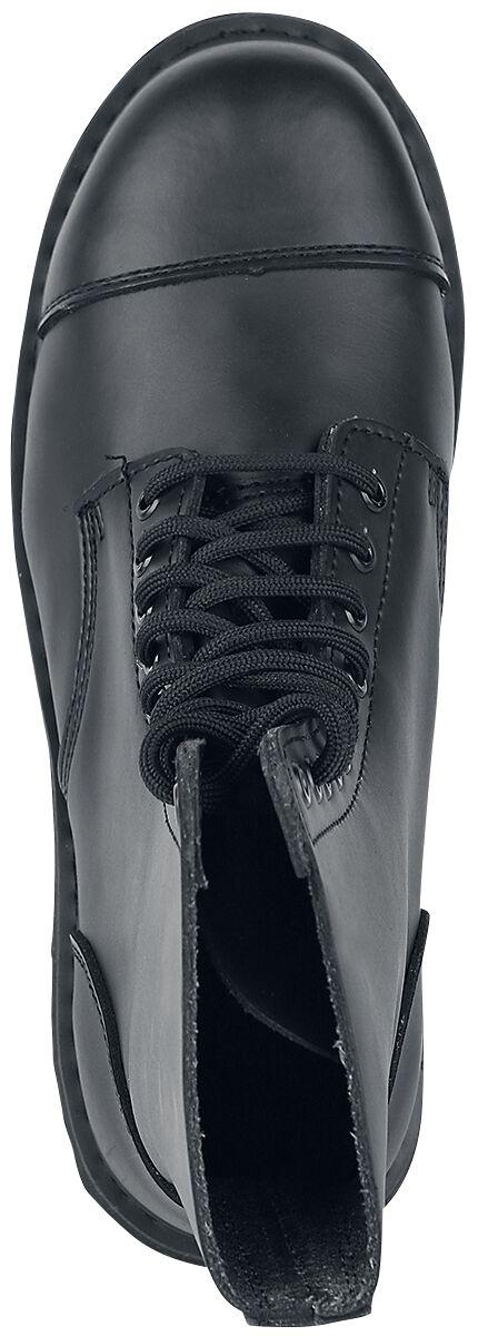 Boty Brandit Phantom Boots 10-dírkové - černé