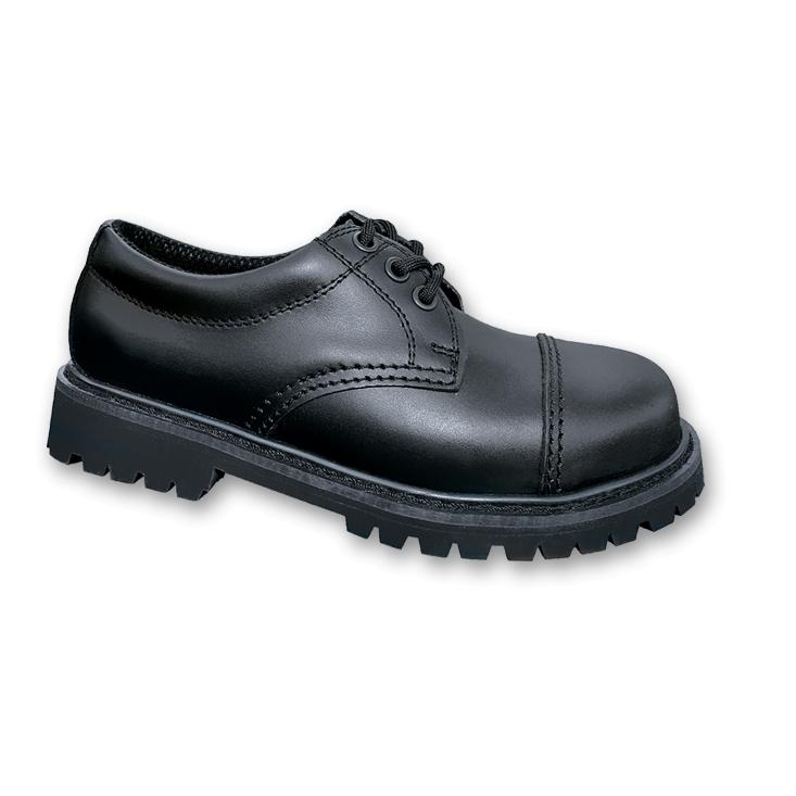 Boty Brandit Phantom Boots 3-dírkové - černé - Army shop a outdoor ... f771fd4c83