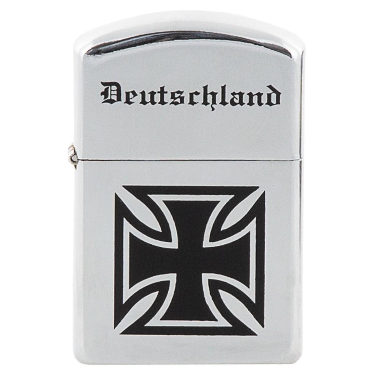 Zapalovač kovový benzínový Deutschland
