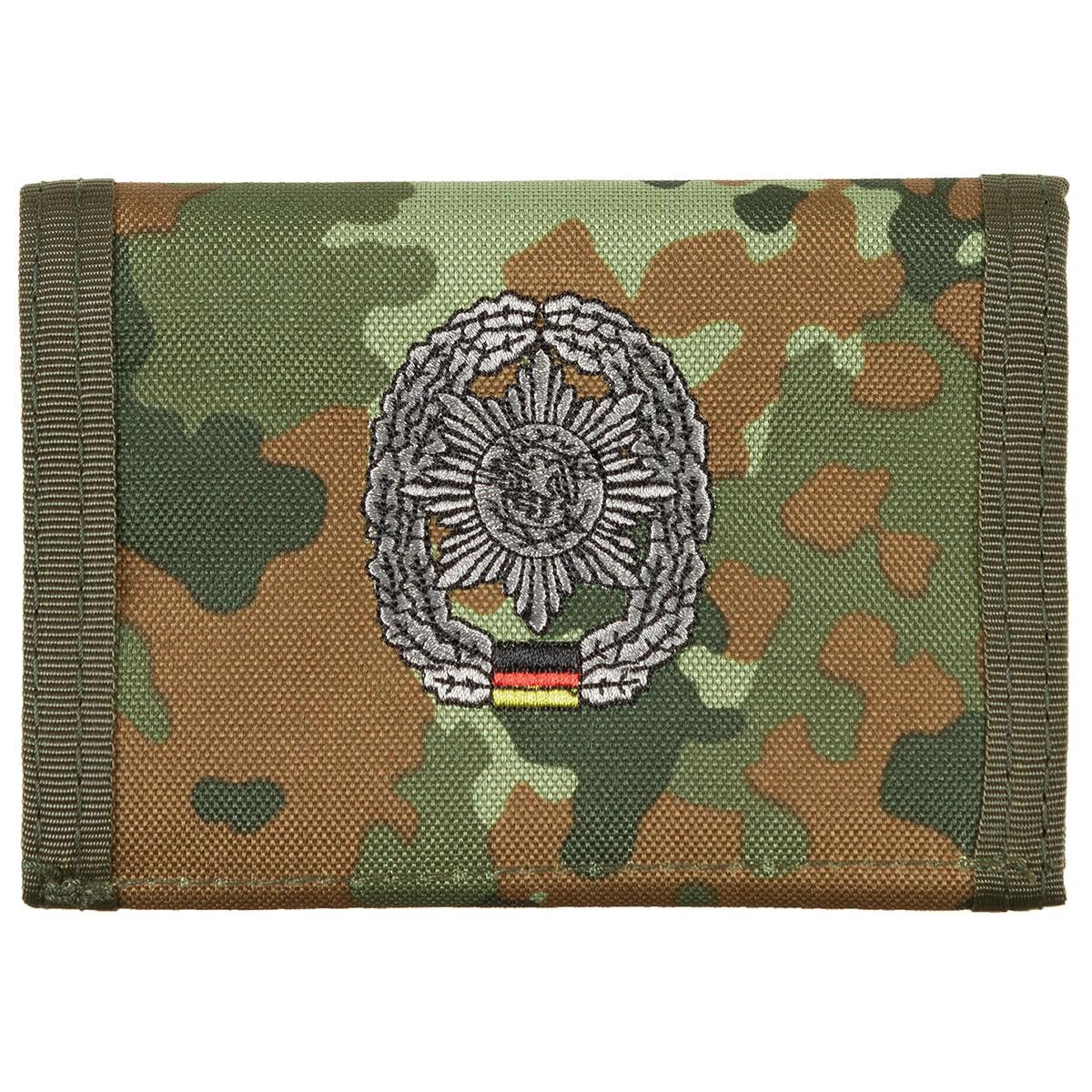 Peněženka na suchý zip Feldjäger