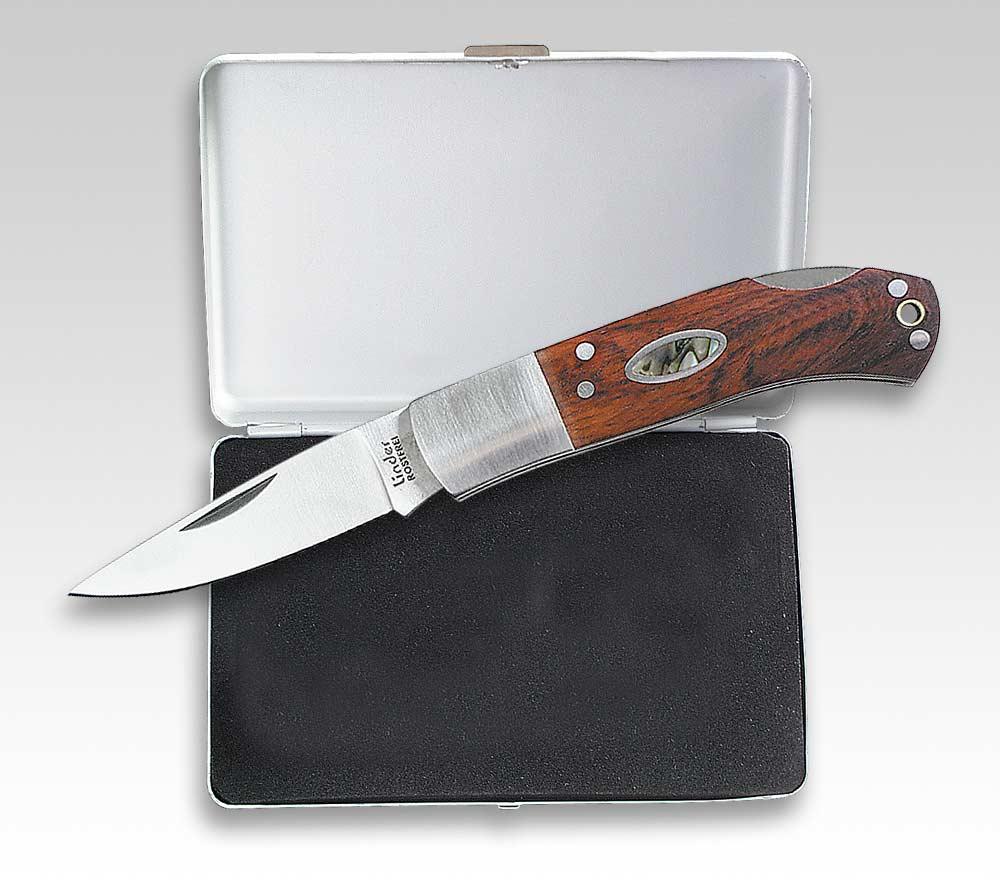 Zavírací nůž Linder 330808 8 cm (18+)