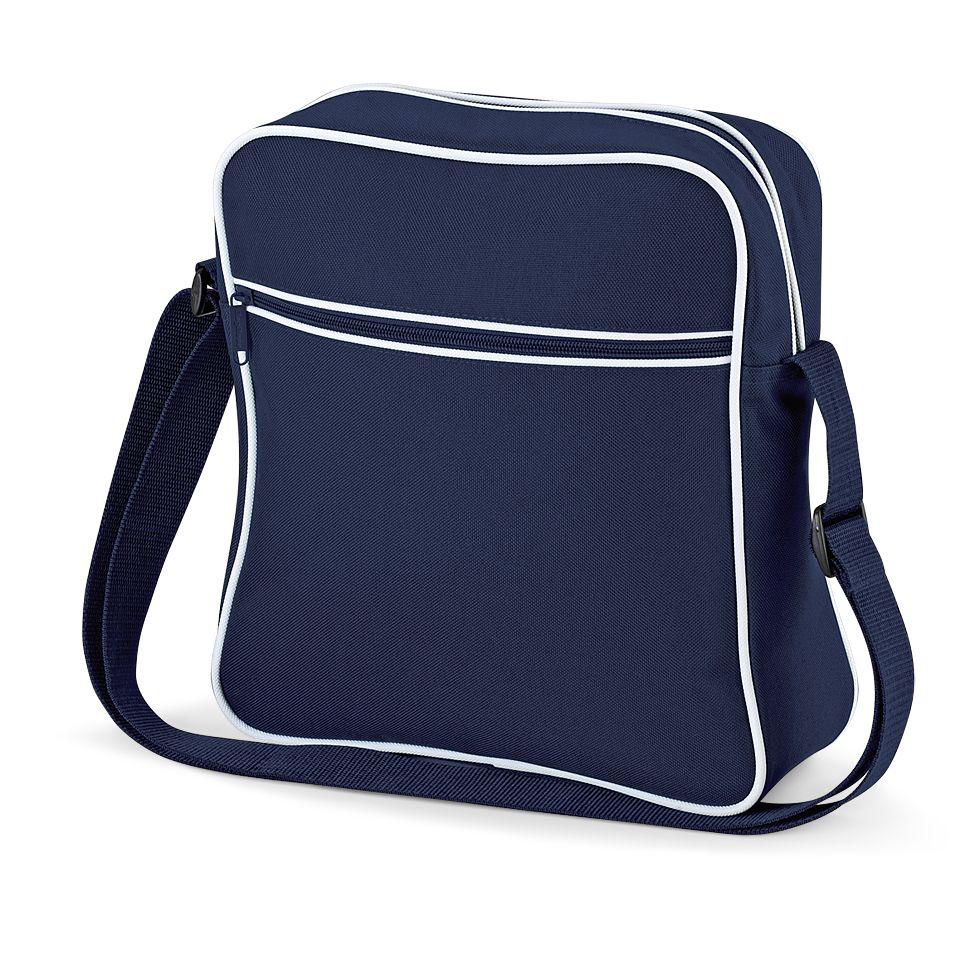 Cestovní taška Retro - navy
