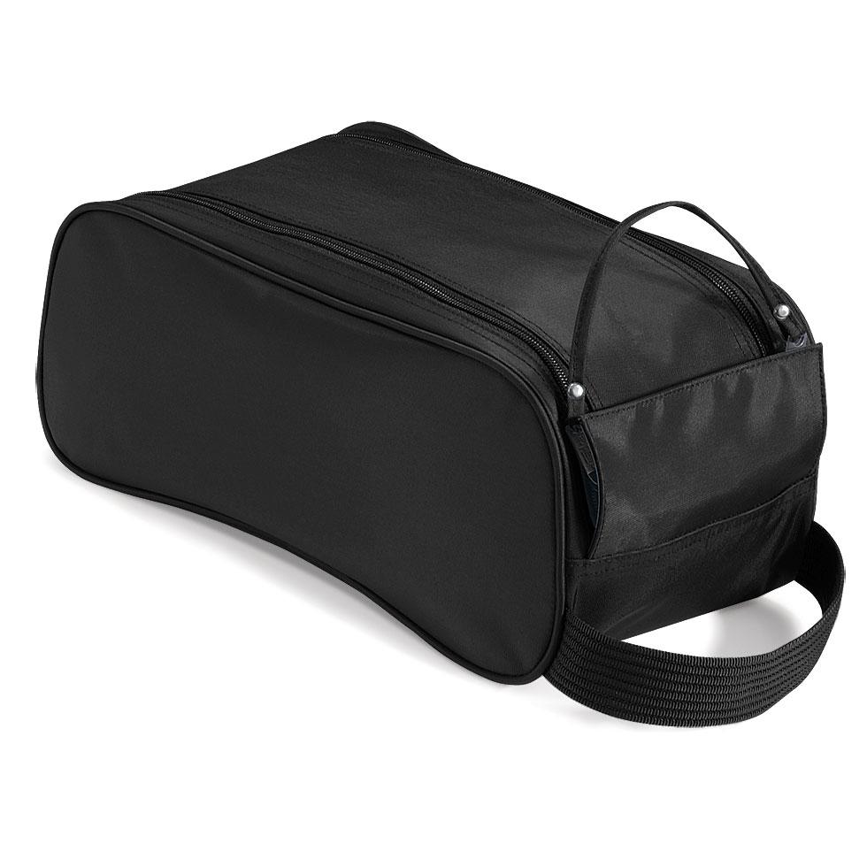 Taška na boty nízká Quadra - černá