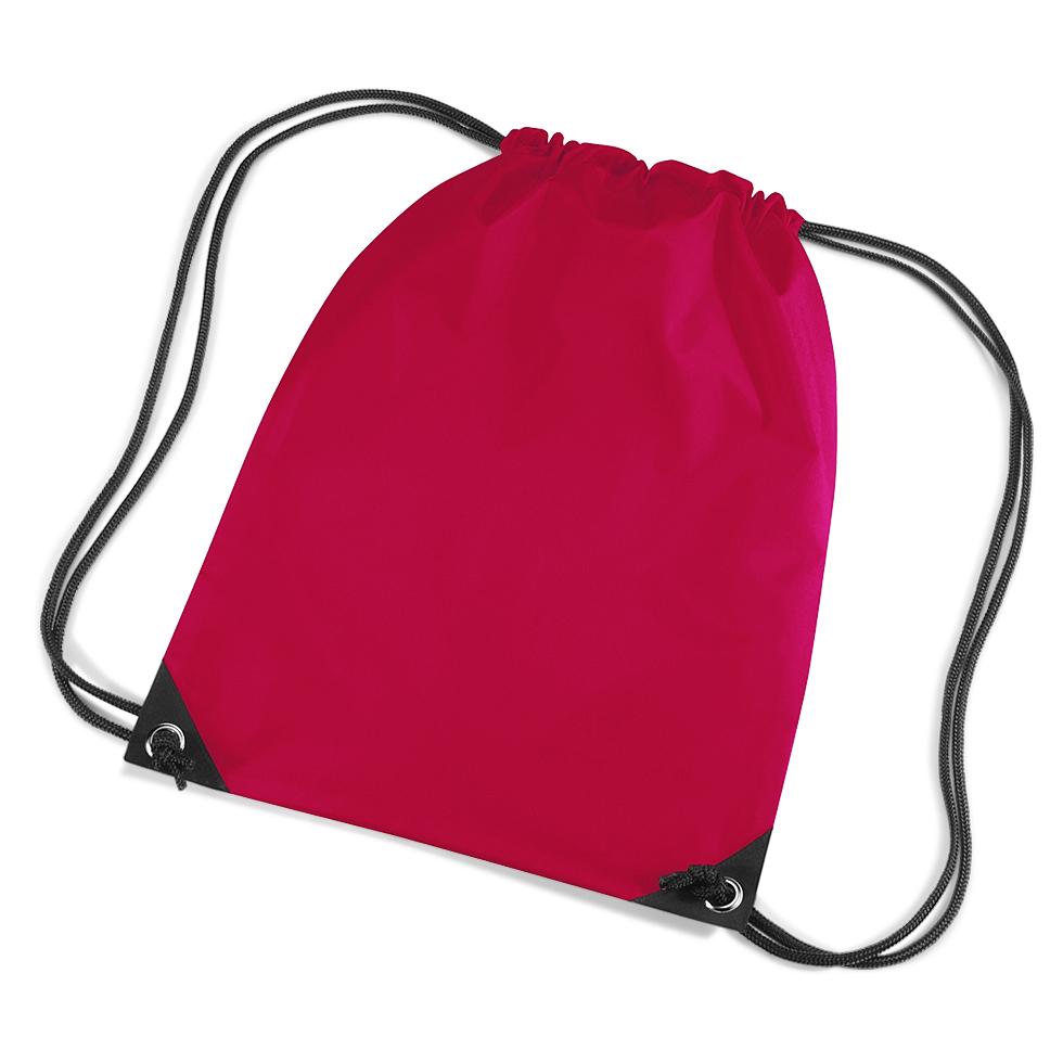 Taška-batoh Bag Base - červená