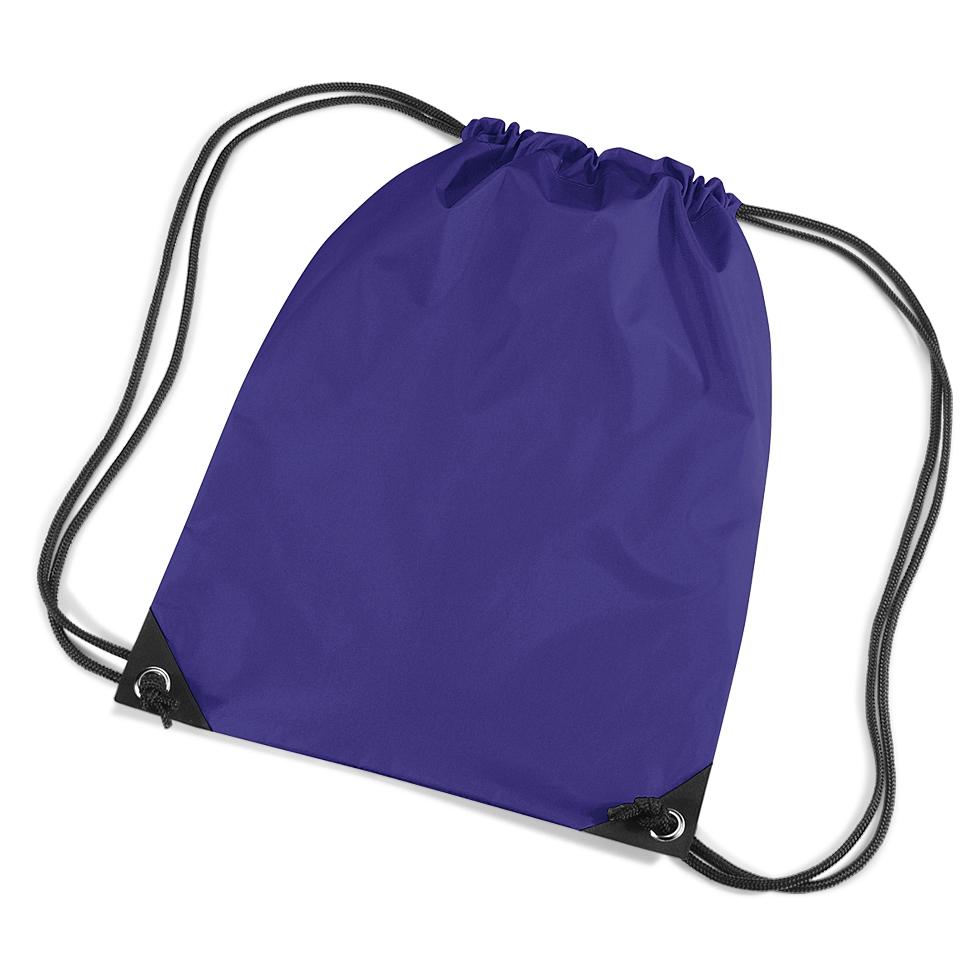 Taška-batoh Bag Base - purpurová