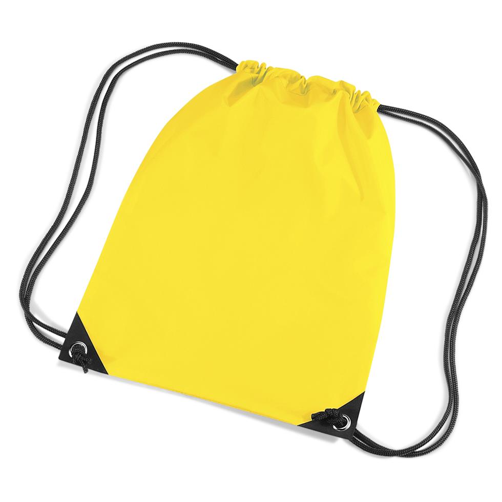 Taška-batoh Bag Base - žlutá