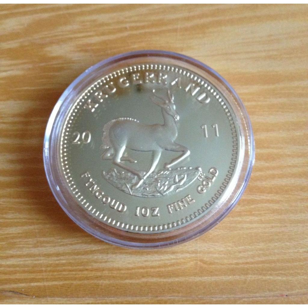 Pamětní mince Krugerrand 1 Oz - zlatá