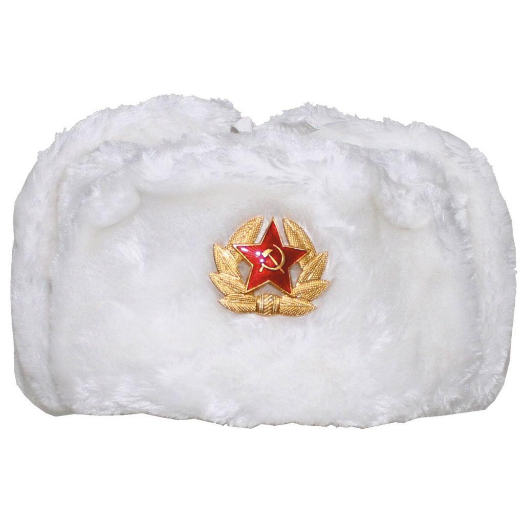 dbf5198e7 Ruská baranice - biela - Army a outdoor vybavenie