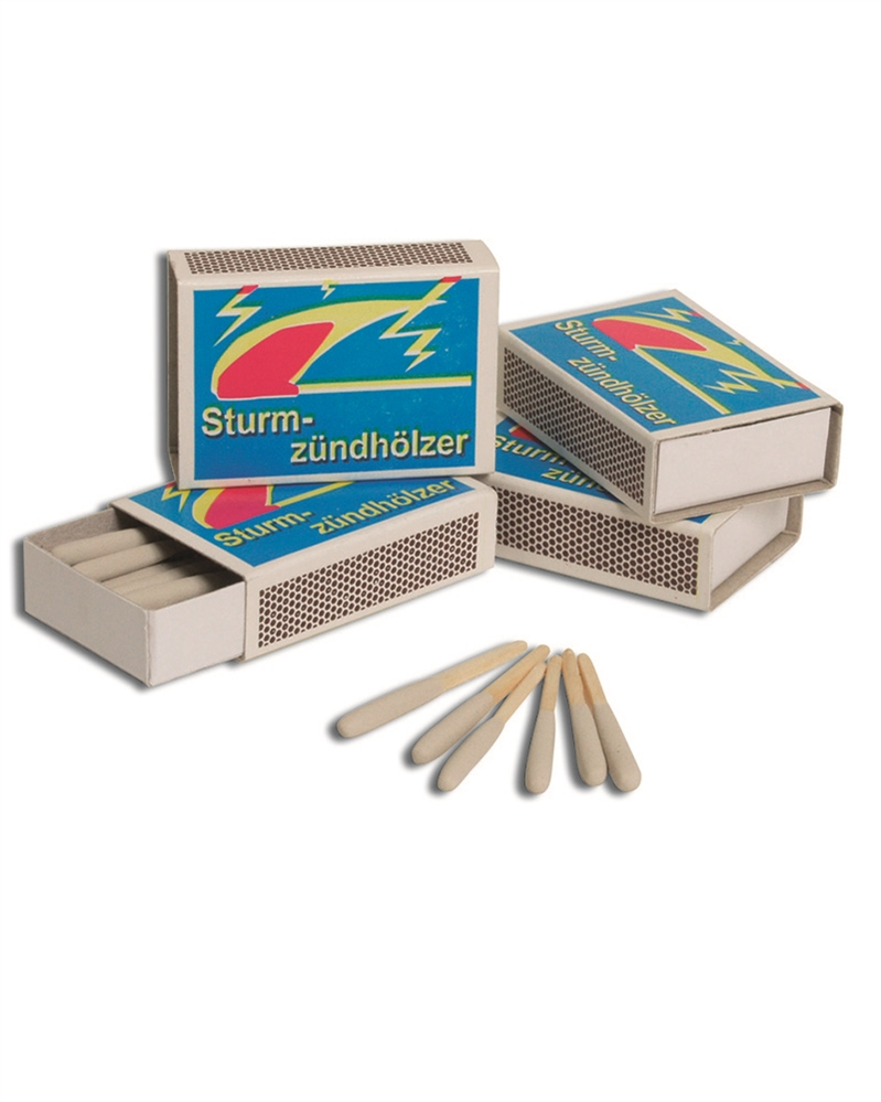 Zápalky větruodolné Mil-Tec Sturm 20 ks