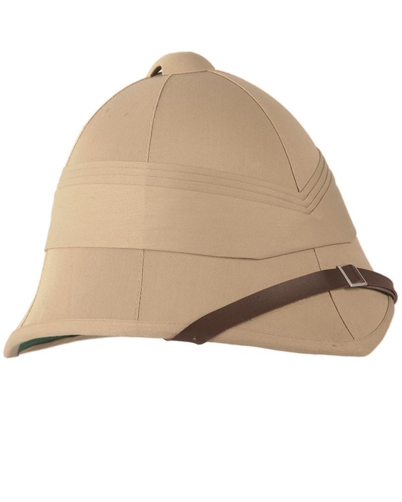 Helma britská Tropic - khaki