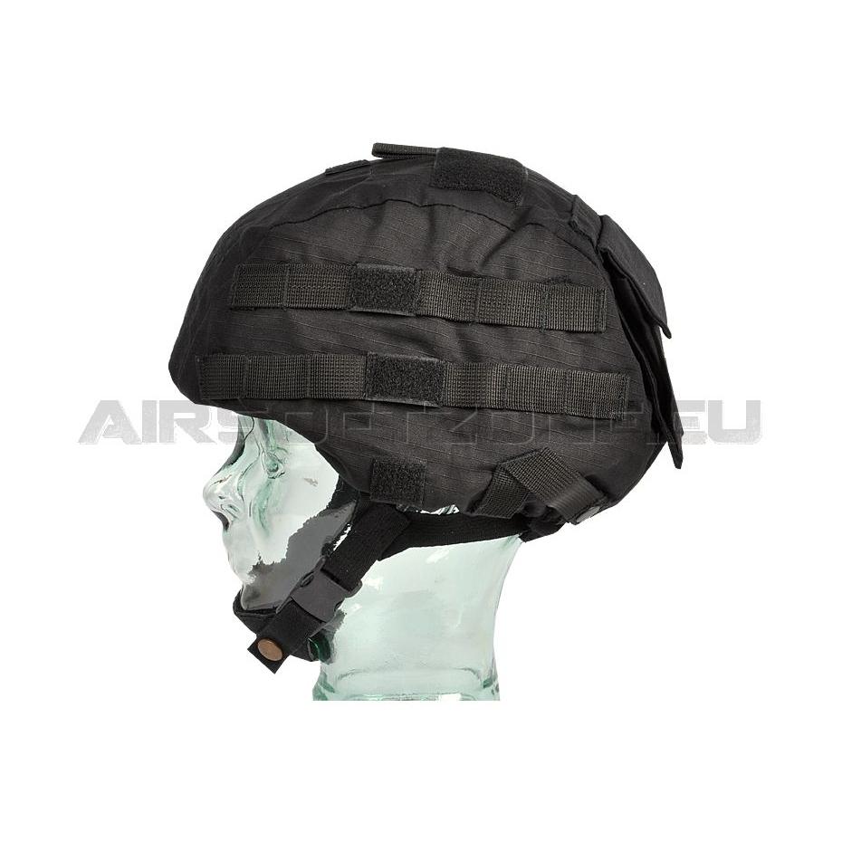 Potah na přilbu Invader Gear Raptor Cover - černý