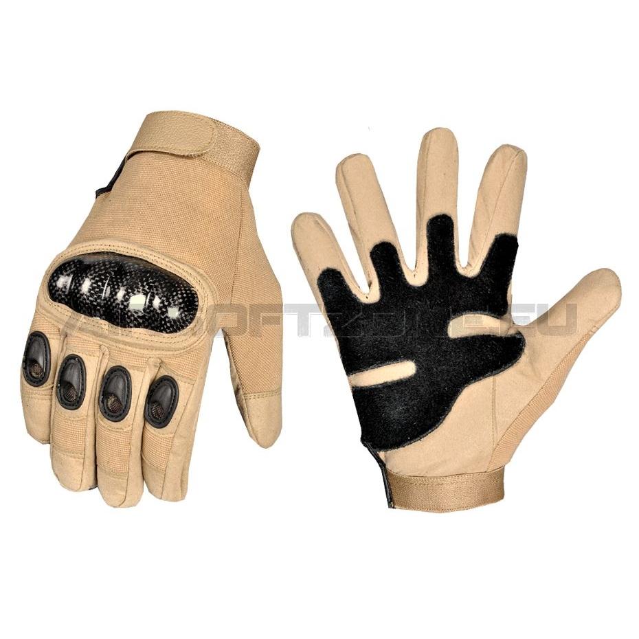 Rukavice Invader Gear Raptor Gloves - coyote