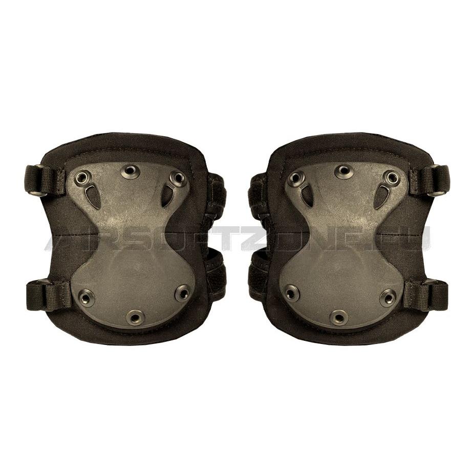 Chrániče loktů Invader Gear XPD Elbow Pads - černé
