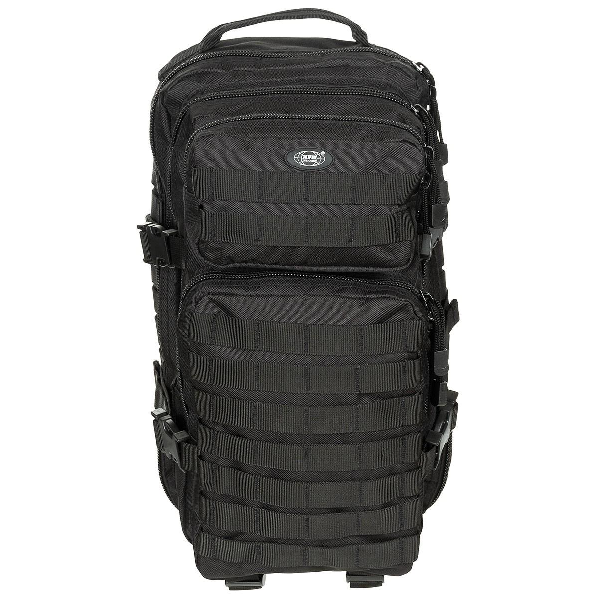 Batoh MFH US Assault S - černý