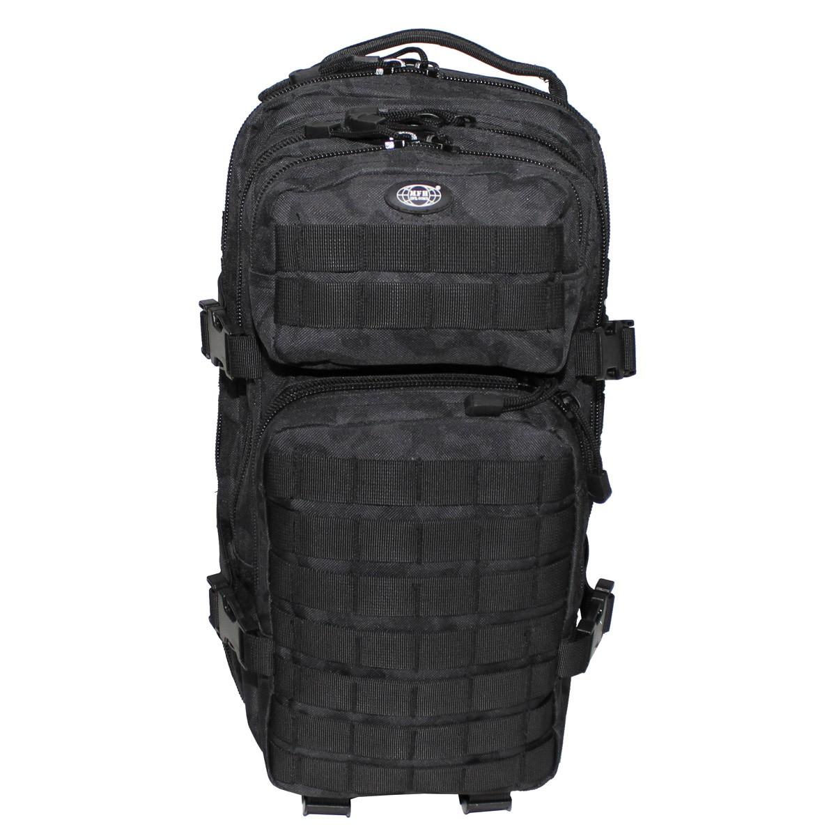Batoh MFH US Assault S - nightcamo