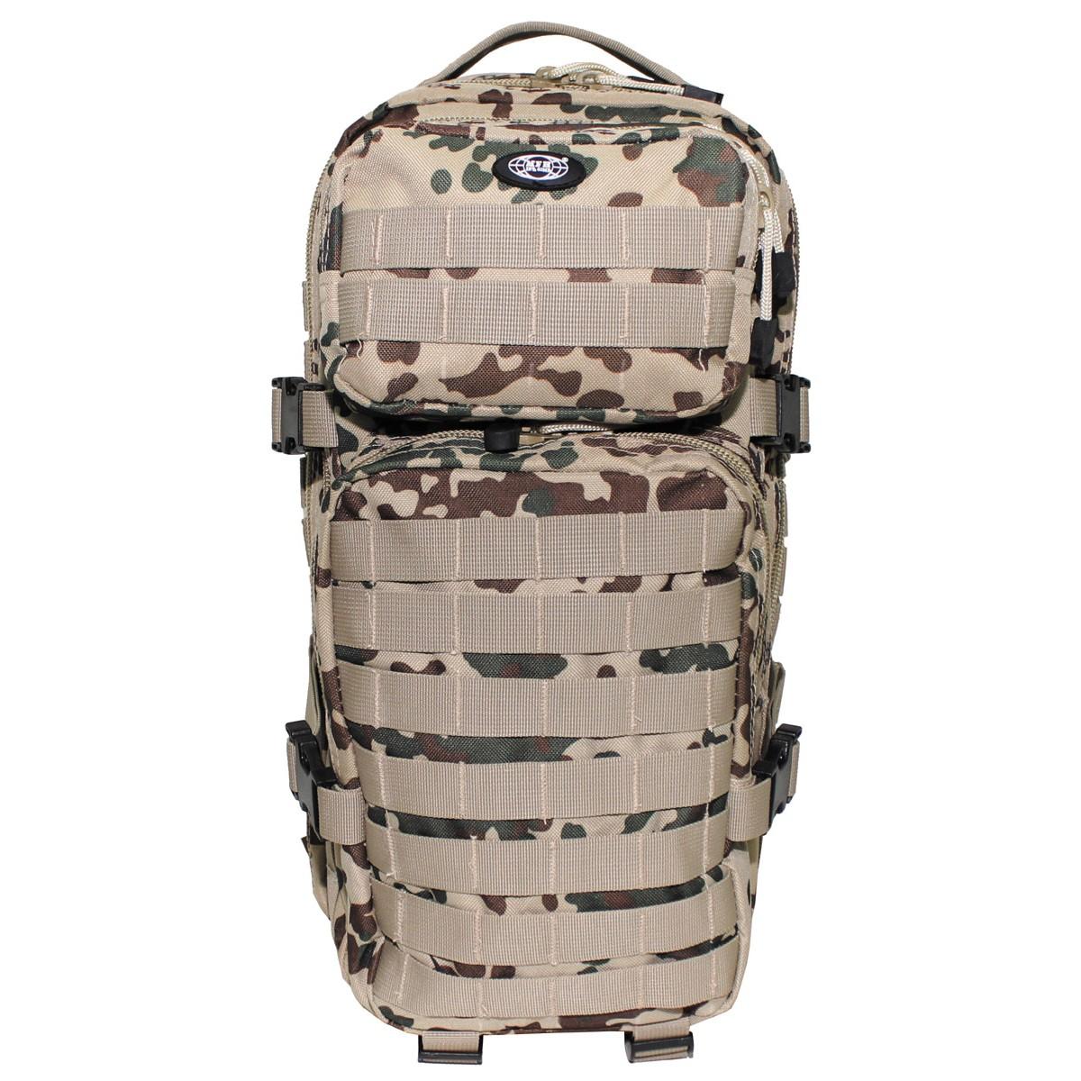 Batoh MFH US Assault S - tropentarn