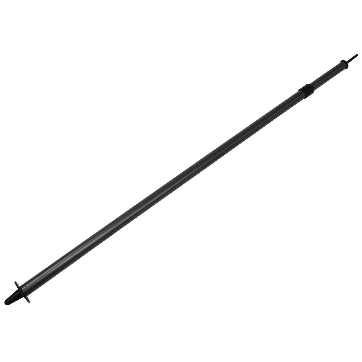 Teleskopická stanová tyč 70-130 cm - olivová