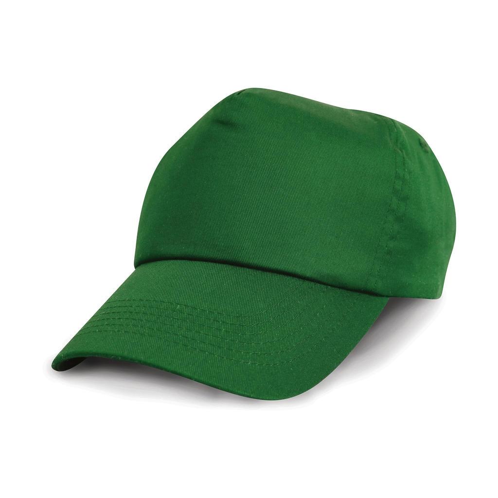 Dětská kšiltovka Result - zelená