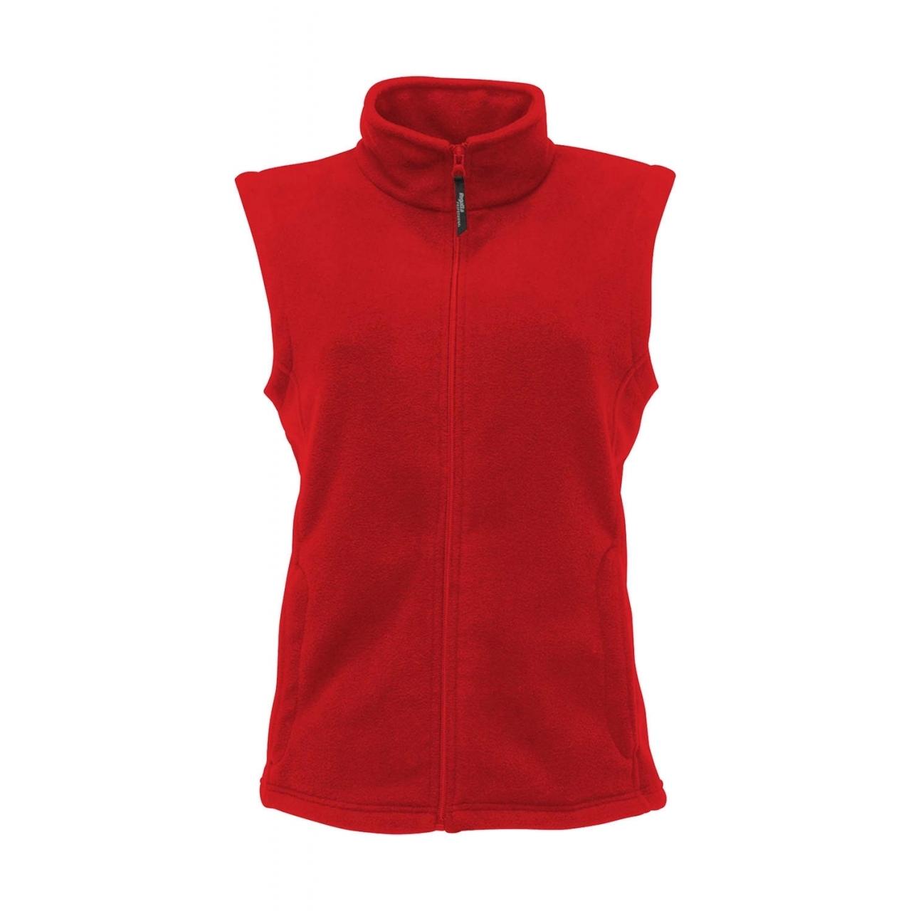 d51b522a8 Vesta dámska Regatta Bodywarmer Micro Fleece - červená - Army a ...
