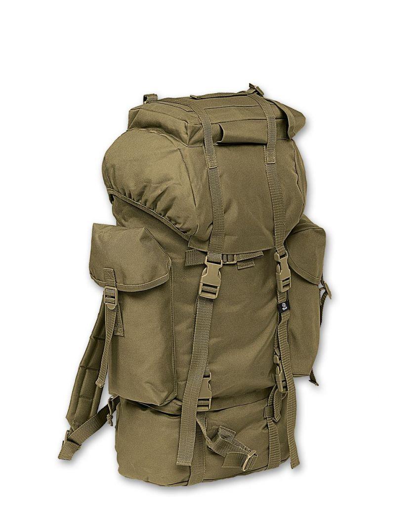 588053c5329 Batoh Brandit Nylon Bagpack - olivový - Army shop a outdoor vybavení