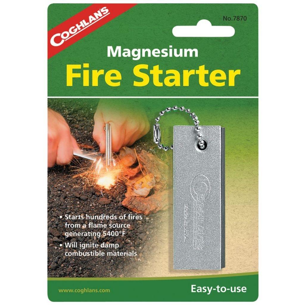 Rozdělávač ohně Coghlans Magnesium Fire Starter