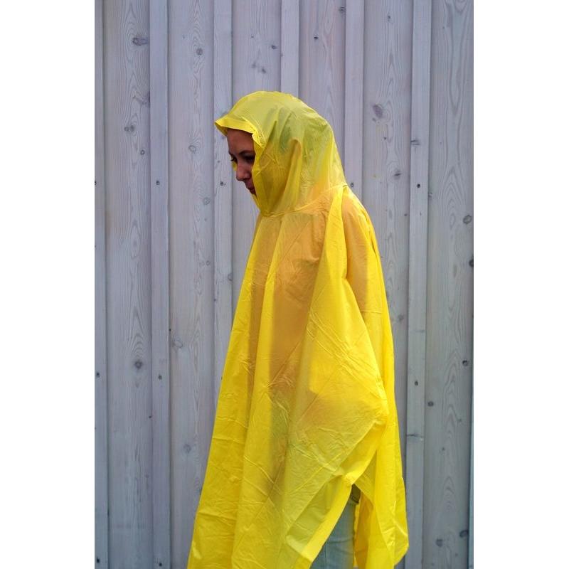 Pončo Coghlans Lightweight - žluté
