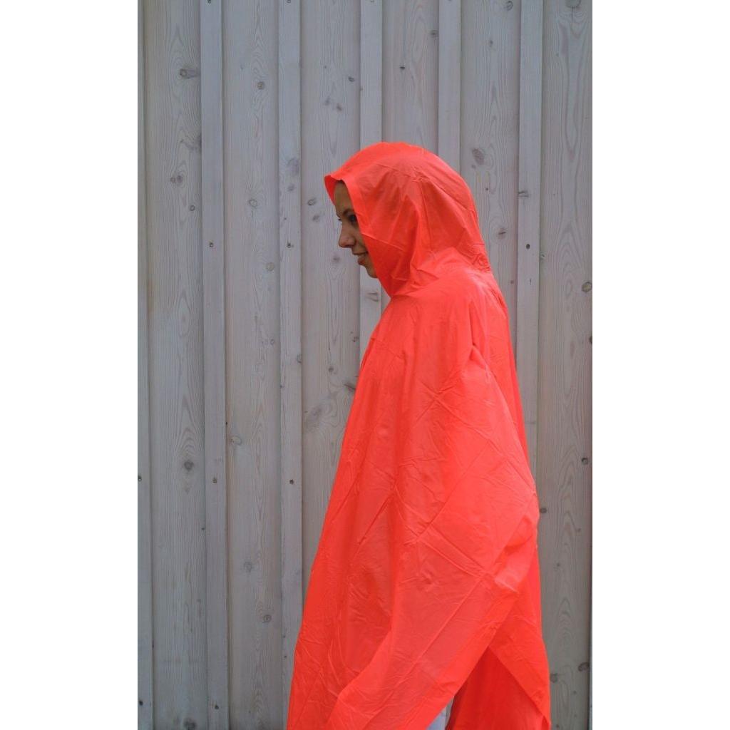 Pončo Coghlans Lightweight - oranžové