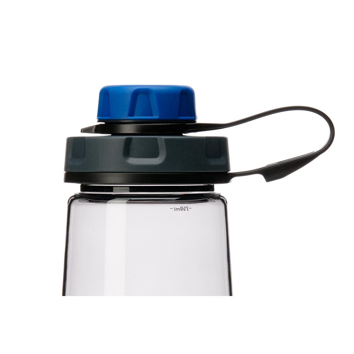 Víčko k lahvi Nalgene Humangear capCAP - tmavě modré