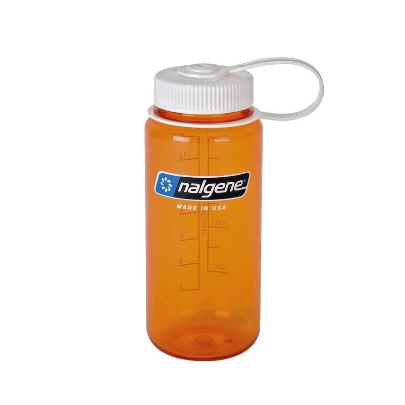 Láhev Nalgene Everyday 0,45 l - oranžová