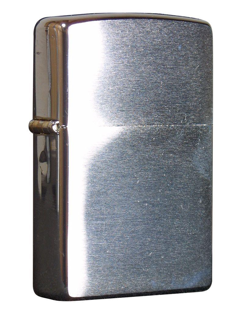 Zapalovač benzínový Zippo Chrom matný