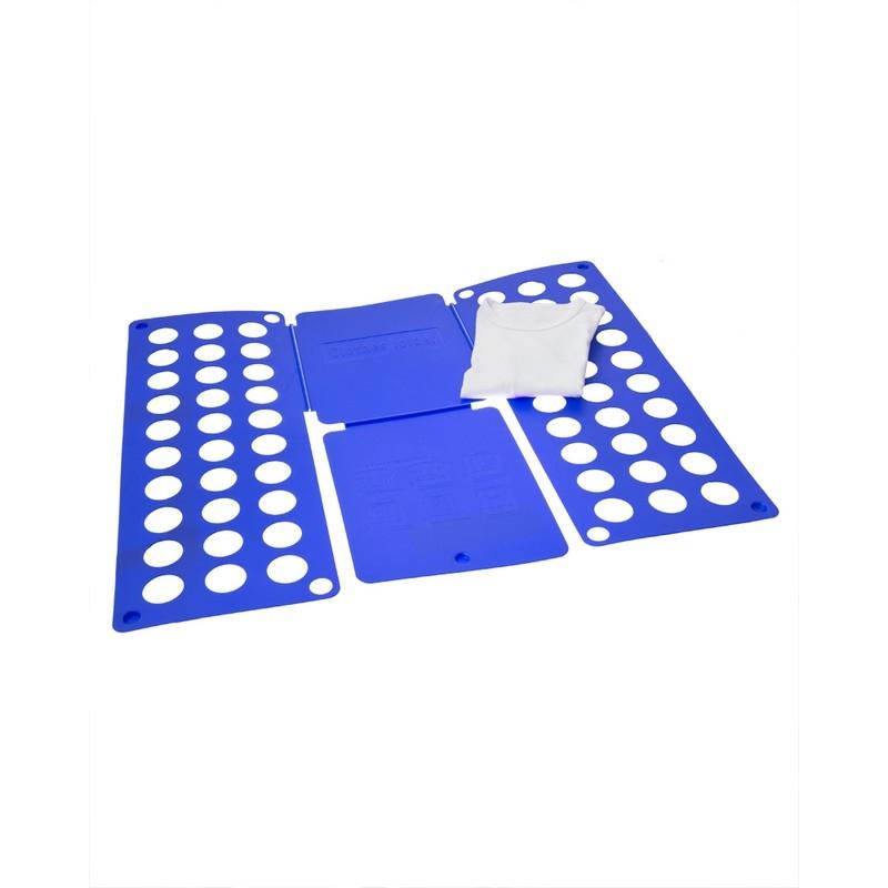 Deska na rychloskládání oblečení - modrá