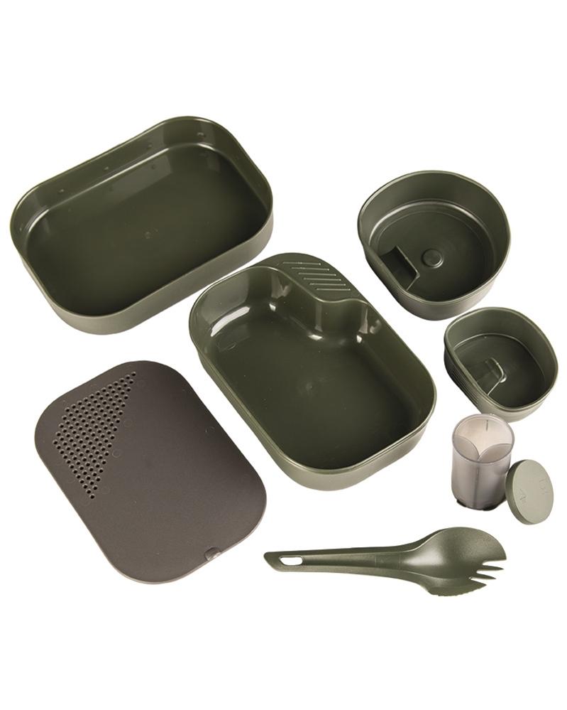 Set nádobí Wildo Camp-A-Box 7-dílů