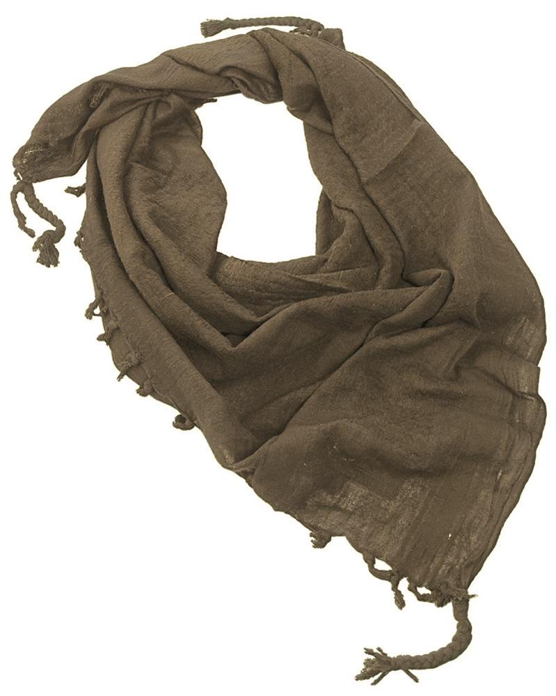 Šátek Shemagh Mil-Tec - olivový abe8dd44a8