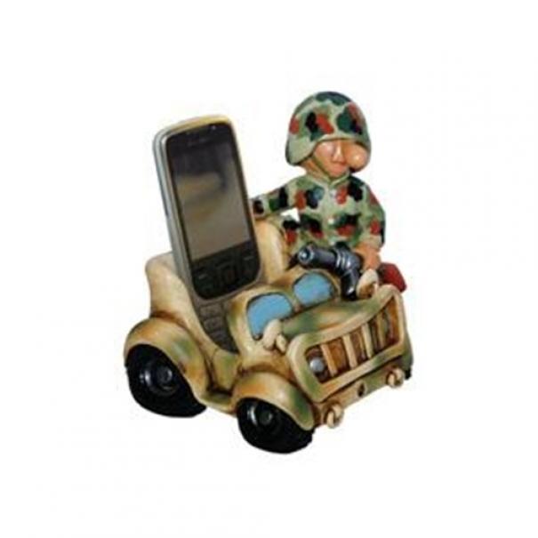 Model vojáka Fun Mobile - flecktarn