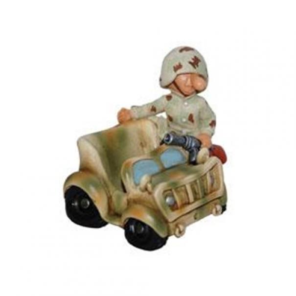 Model vojáka Fun Mobile - desert