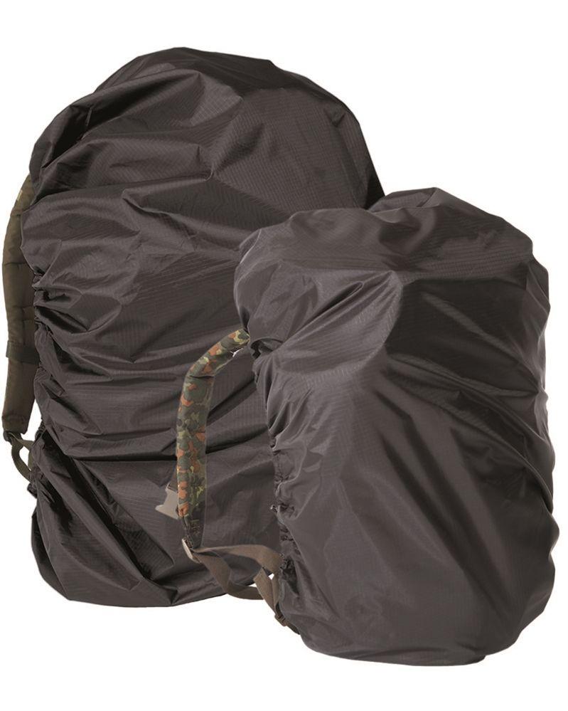 4a7f815779a Přehoz na batoh Mil-Tec - černý