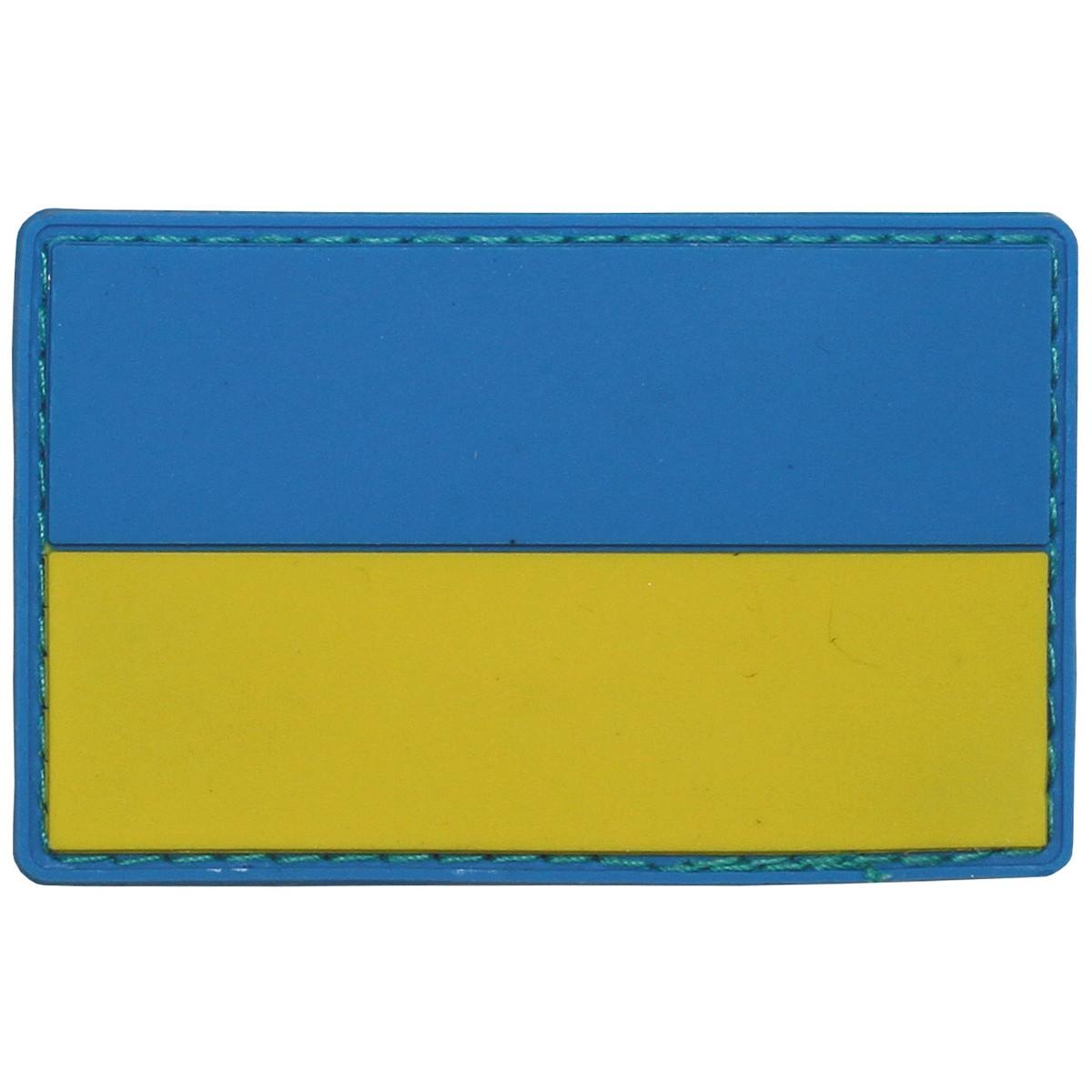 Gumová nášivka MFH vlajka Ukrajina 65ab133398