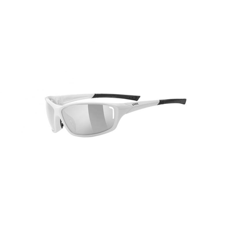 Brýle Uvex Sportstyle 210 - bílé-černé