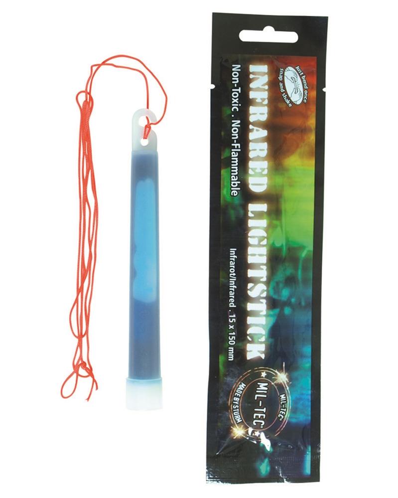 Svítící tyčinka 15x1 cm Infrared