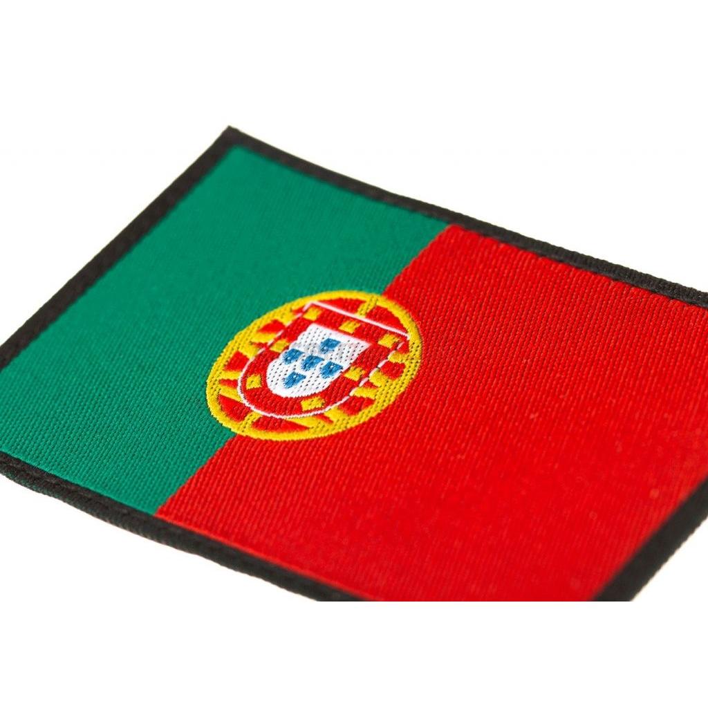 Nášivka Claw Gear vlajka Portugalsko