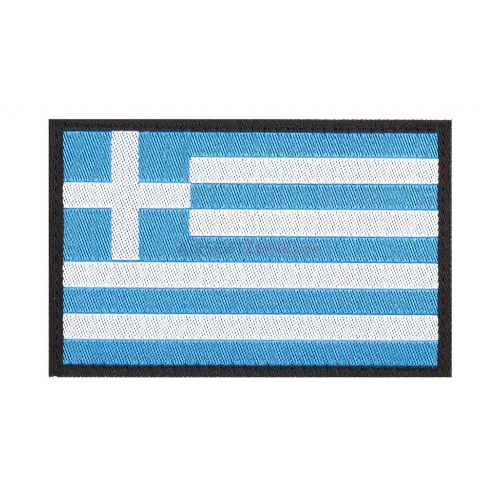Nášivka Claw Gear vlajka Řecko