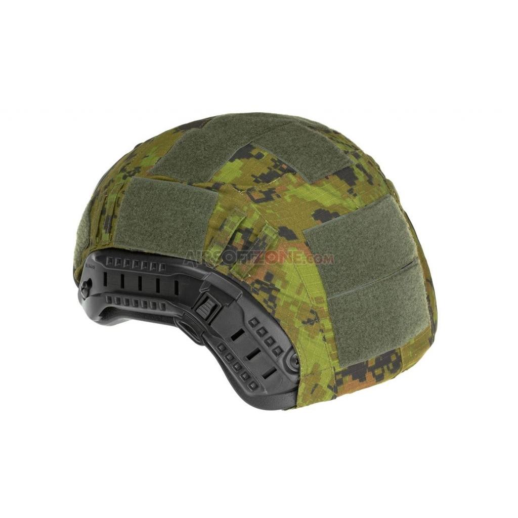 Potah na přilbu Invader Gear FAST Helmet Cover - cadpat