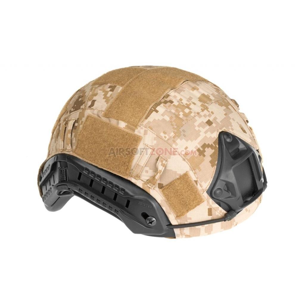 Potah na přilbu Invader Gear FAST Helmet Cover - marpat desert