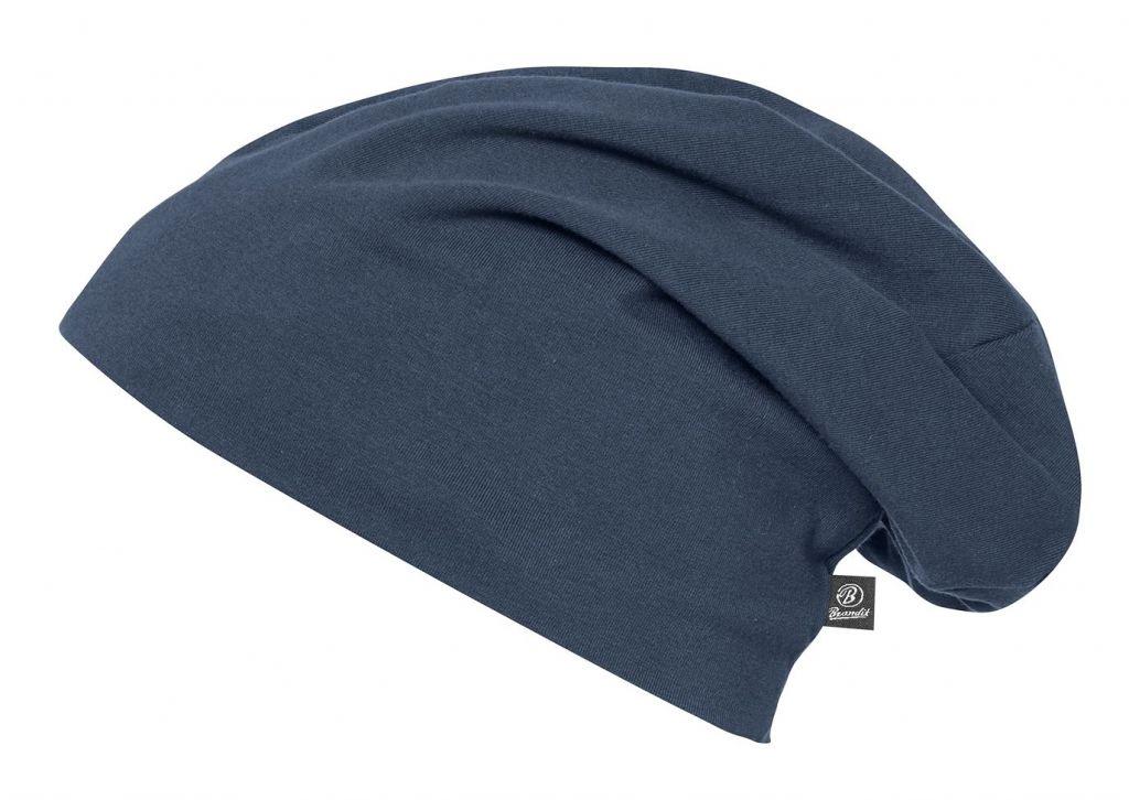 96c4dc7a216 Čepice zimní Brandit Beanie Jersey - navy - Brandit Vintage