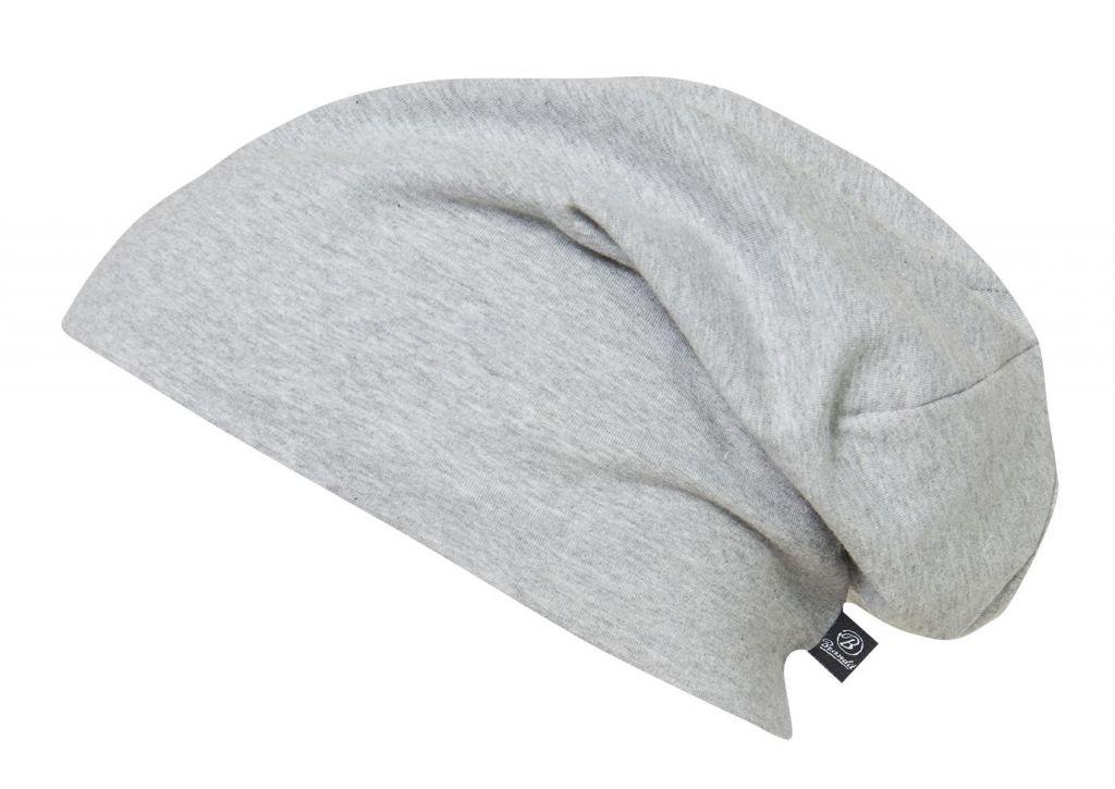 633133dd0e7 Čepice zimní Brandit Beanie Jersey - světle šedá - Brandit Vintage