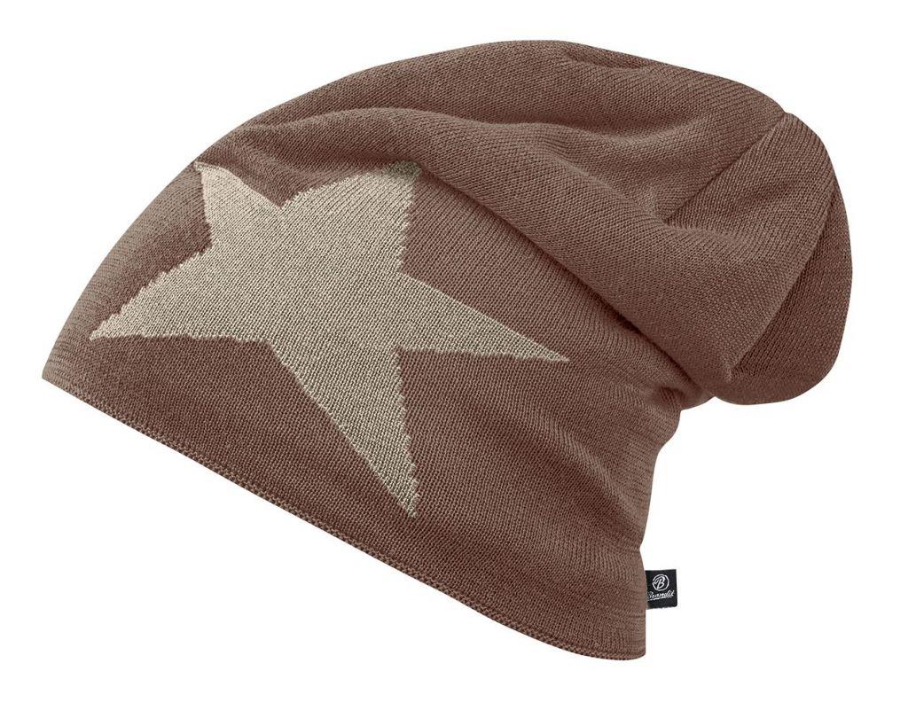 Čepice zimní Brandit Star - béžová 072b084a6b