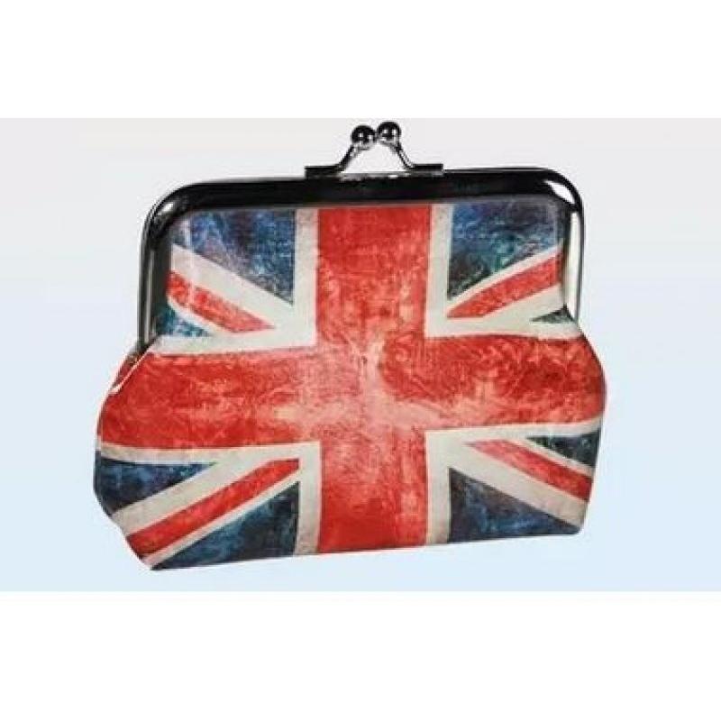 Rámečková peněženka Union Jack