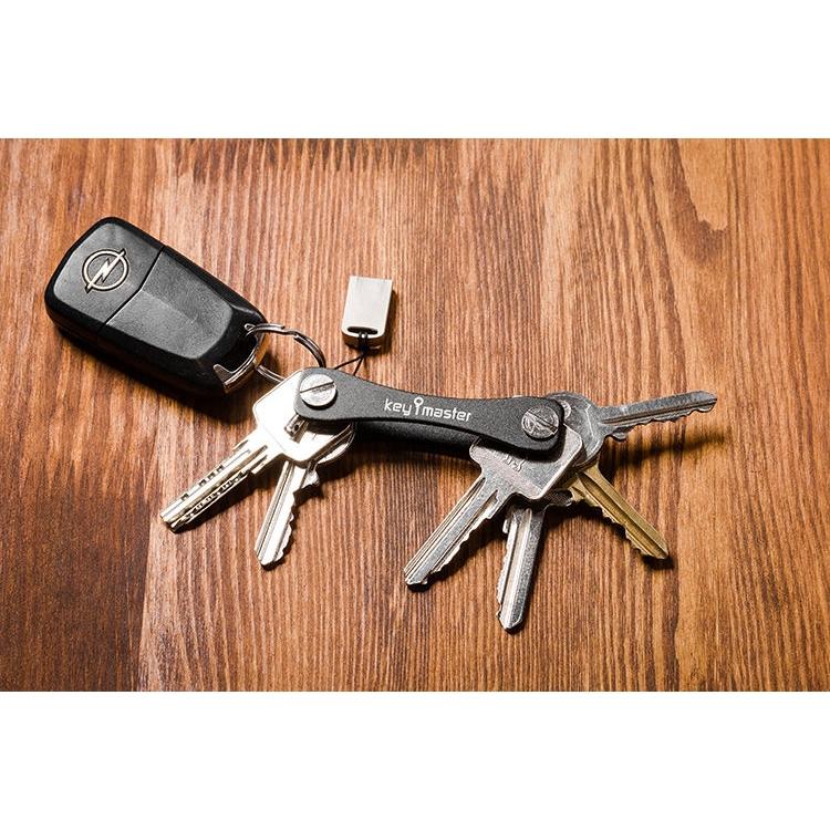 Organizér na klíče - černý