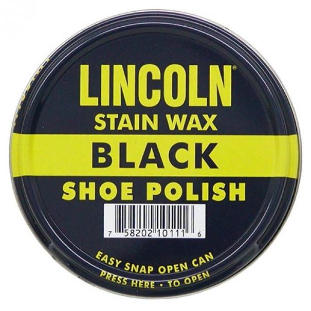 Krém na boty Lincoln USMC 60 g - černý