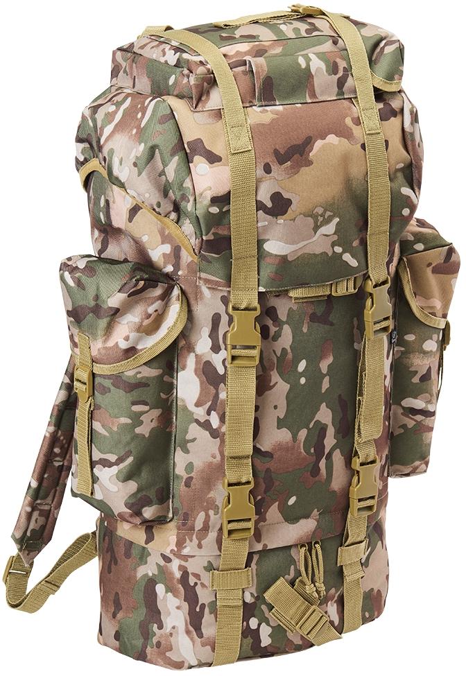 Batoh Brandit Nylon Bagpack - multitarn 4f12768d9d